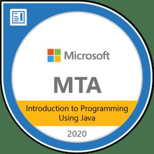 MTA-Introduction+to+Programming+Using+Java