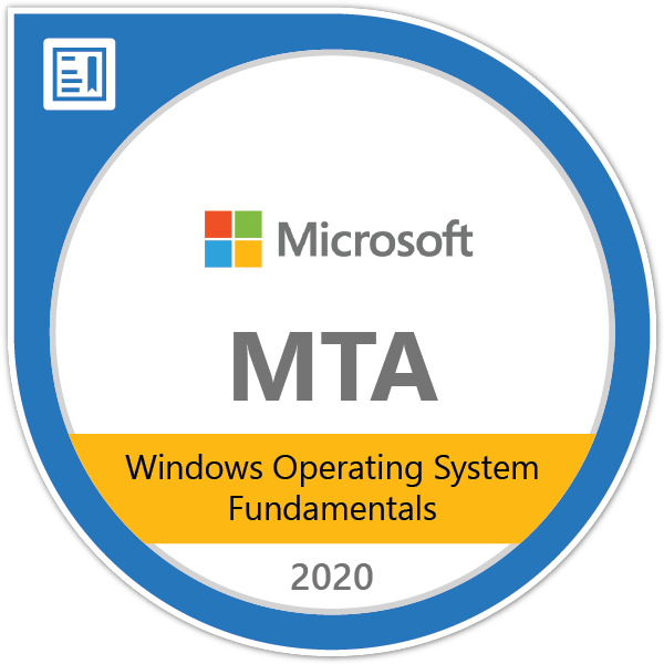 MTA-Windows+Operating+System+Fundamentals